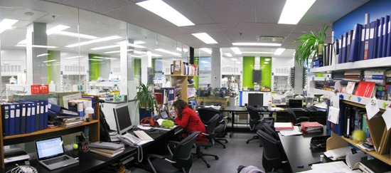 The reven lab research - Small office space nyc concept ...